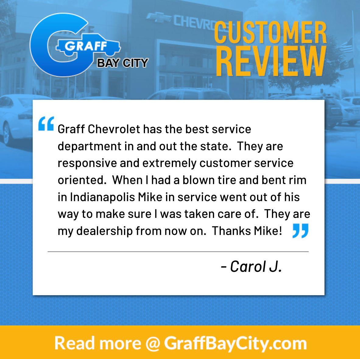 Graff Chevrolet Bay City >> Graff Chevrolet Graffbaycity Twitter