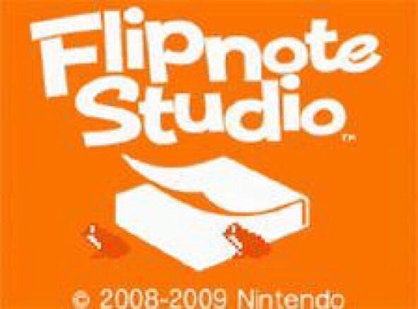 Flipnote Studio for the DSi was released on this day in North America, 10 years ago (2009)
