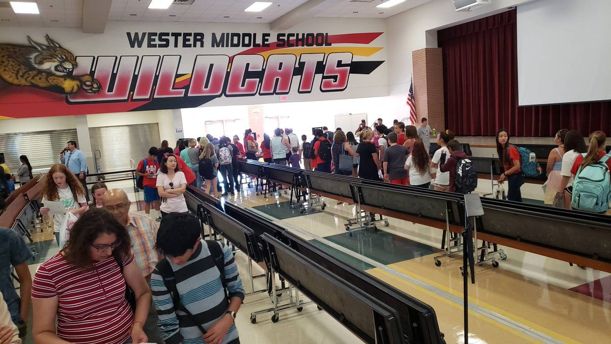 Wester Middle School Home