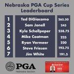Image for the Tweet beginning: The Nebraska PGA Cup Series