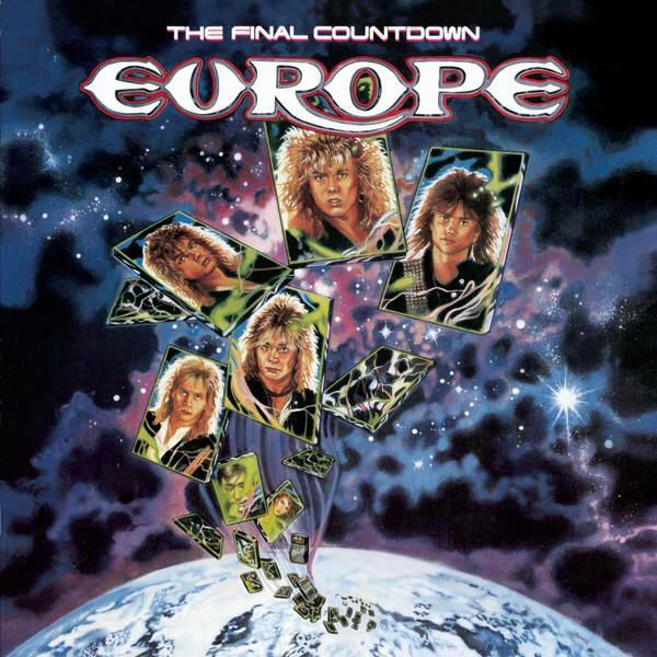 The Final Countdown from The Final Countdown by Europe  Happy Birthday, Ian Haugland