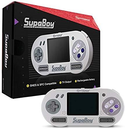 https://amzn.to/2KtwKjJ Hyperkin SUPABOY Portable Pocket SNES Console #NES #monbebeselcaday #SNES #Netflix #Nintendo #Nintendo3DS #gba #console #games #gamer #gaming #supaboy