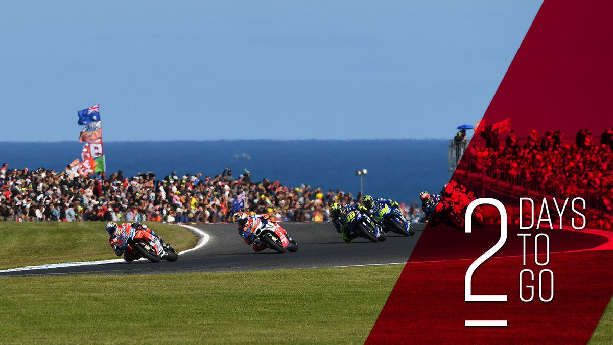 Two days before prices go up! Save on your AusGP Island Pass & experience the ultimate #AustralianGP weekend Details:  http:// aus.gp/6682     #MotoGP<br>http://pic.twitter.com/sg77i0wdgZ
