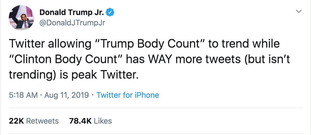 trumps sunday morning tweets - 1200×521