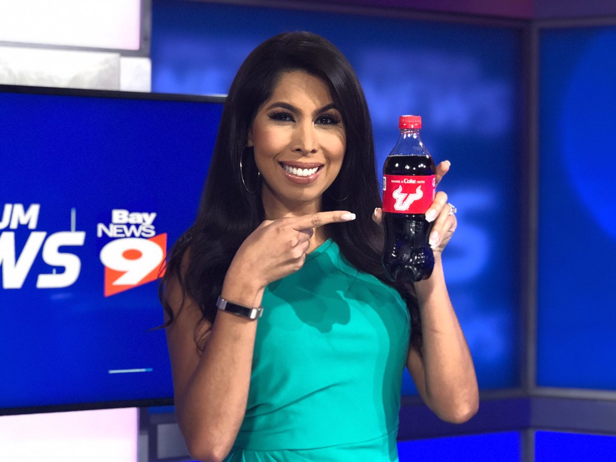 Our 10 p.m. producer bought this gem from one of our vending machines tonight and gifted it to me!  will be my celebratory drink after we beat Wisconsin on the 30th!   #gobulls @USFAthletics @USFFootball <br>http://pic.twitter.com/KAb8l8trMc