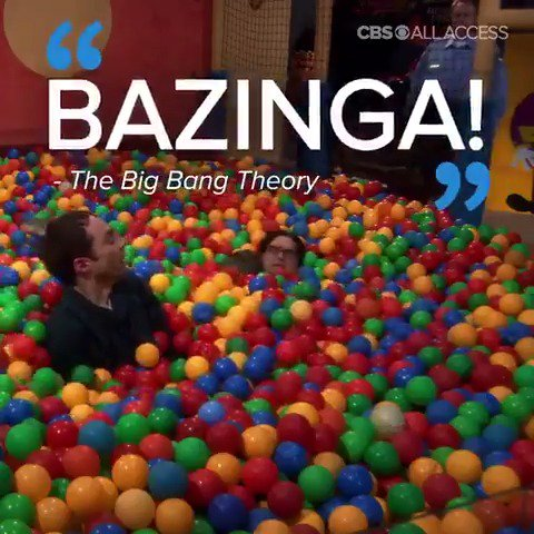 Bazinga! What's your all time favorite TV catchphrase?