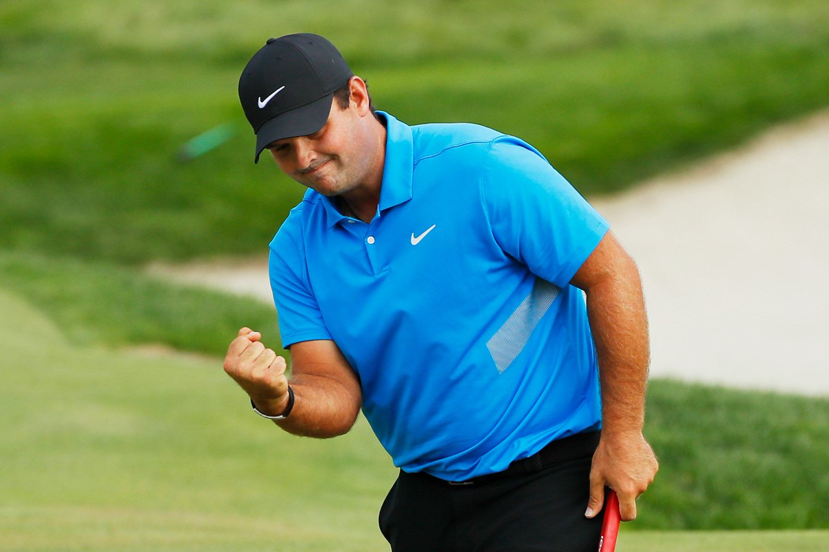 Captain America (aka Patrick Reed) once again delivers when he needs it the most https://t.co/p1ubxKesl5 https://t.co/bzHVfRAOV8