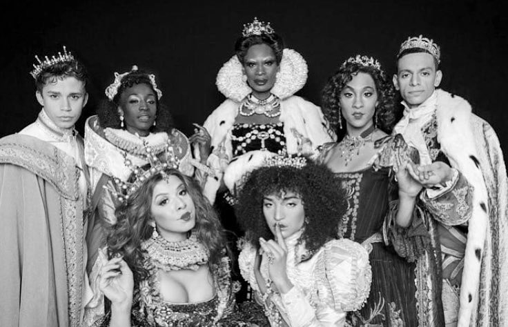 "We came to slay! Original House of Abundance in MY wonderful idea of walking together as the ""Royal House of Abundance"" #posefx pic.twitter.com/qCXfaOsZEk"
