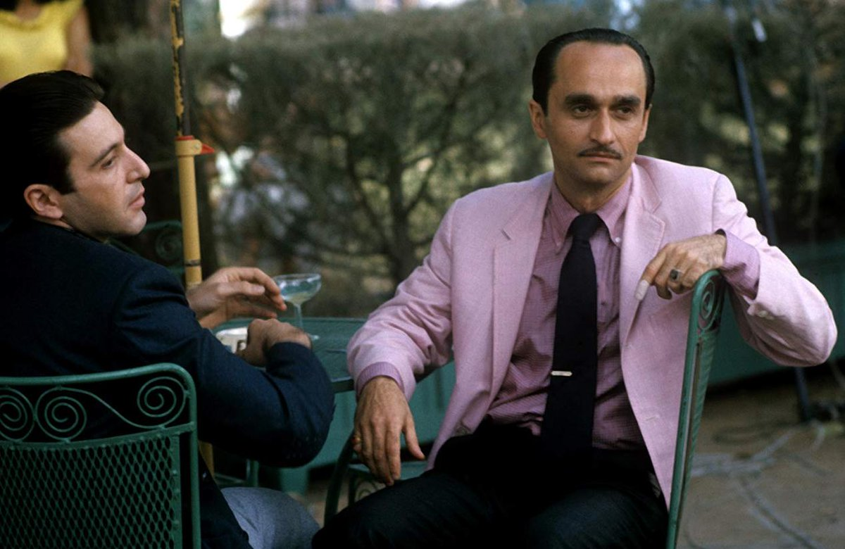 John Cazale was born on this date in 1935.  So much respect for his performances. An inspiration. Gone far too soon.  Mr. Cazale has the incredible distinction of all 5 of his roles being in Best Picture nominees (Godfather I and II, Conversation, Deer Hunter, Dog Day Afternoon.)