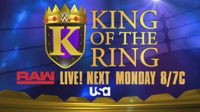 WWE Announces All 16 Competitors For The King Of The Ring Tournament, More On The Format