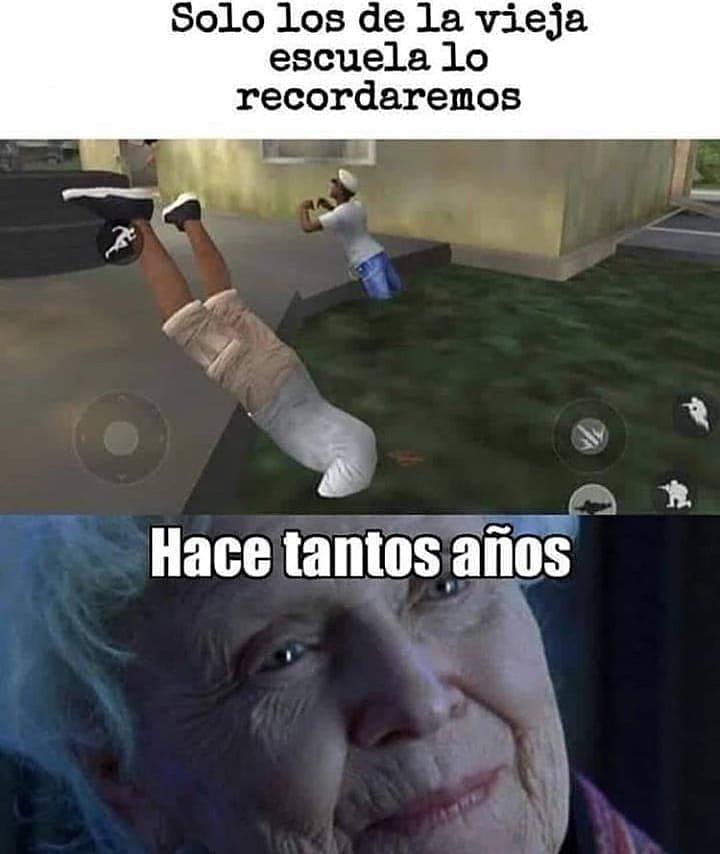 Ahora sólo está en mis recuerdos Menciona a tu amig@ el que lo hacía. - - - #memes #meme #memesespañol #memefreefire #freefirememespic.twitter.com/Q3MvD6xoJi