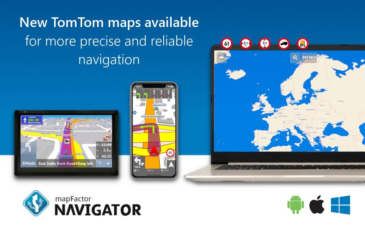 mapfactor (@mapfactor) | Twitter