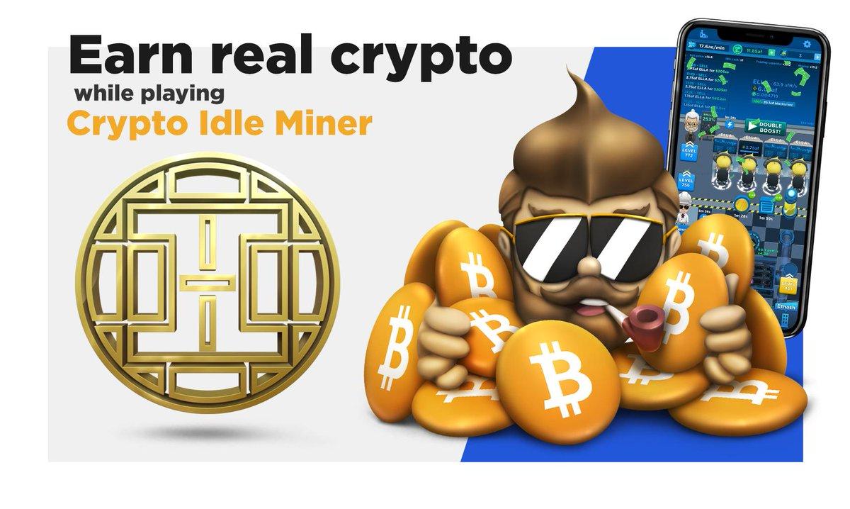 Crypto Idle Miner (@cryptoidleminer) | Twitter
