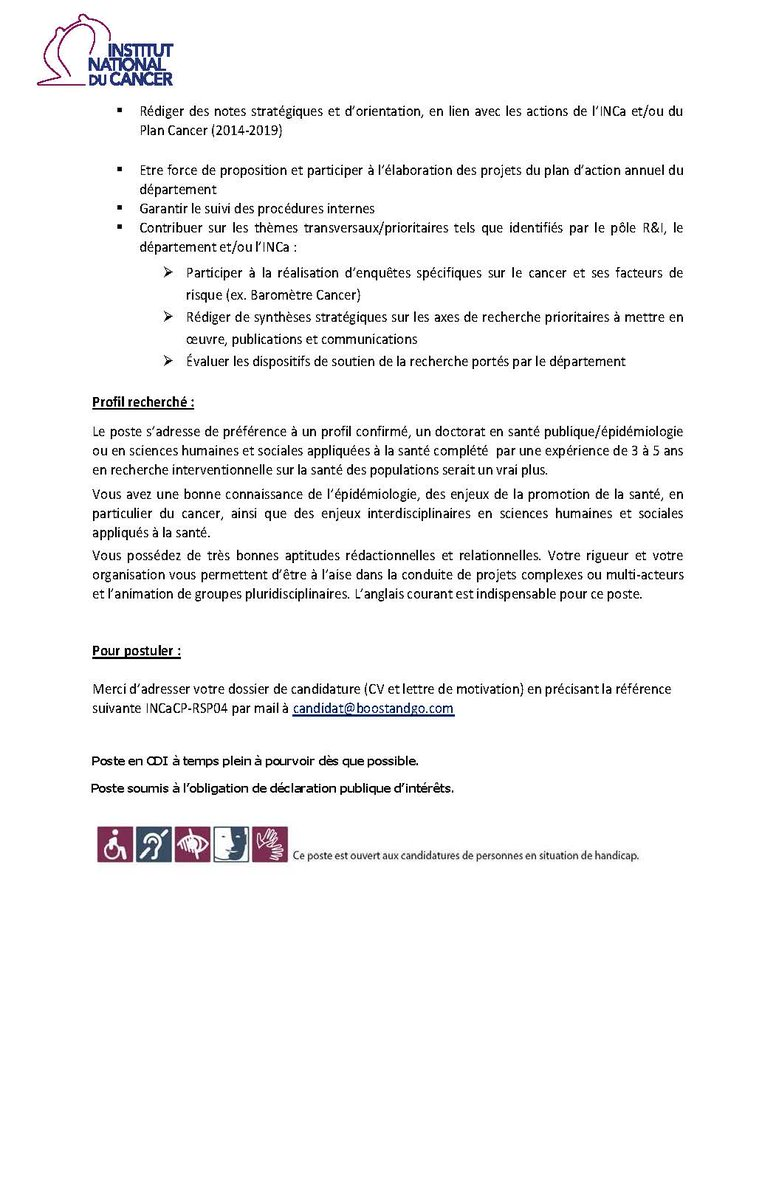 Apns On Twitter Project Manager Position In France Job