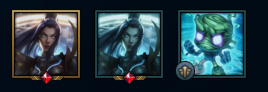 I opened my twitch prime case in league just now and i got this  ???????????????????????????????? I DONT EVEN PLAY ADC https://t.co/2ELXyuwJKT