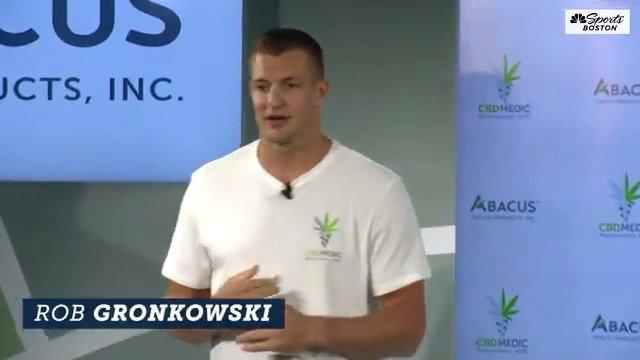 Fans Wonder if Video of Gronkowski Training Means Return