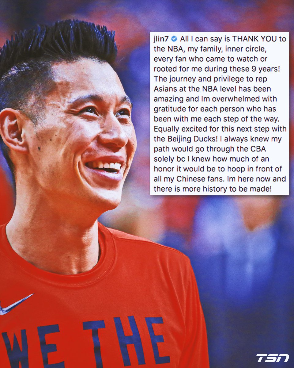Jeremy Lin is all class 👏