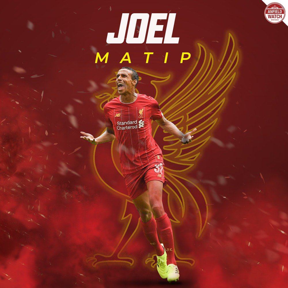 RT @AnfieldWatch: BREAKING: Liverpool are keen to reward Joel Matip with a new contract. (@JamesPearceLFC) https://t.co/gQMccOxNeO