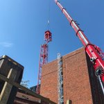 On 25 August 2019, the Tower Crane was removed from our 220-bed student accommodation development in Sheffield. The works are progressing at pace as we enter into the project's final stages of the build. #Sheffield #Construction #Student #Living