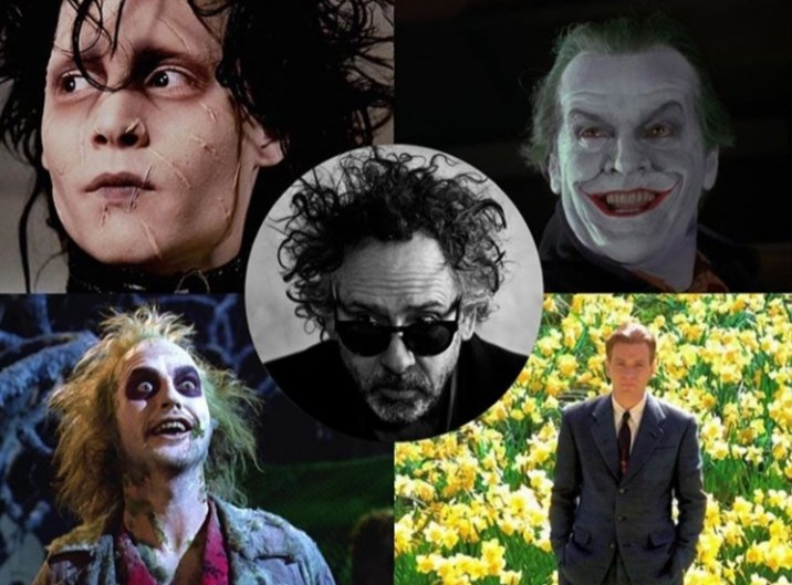 HAPPY BIRTHDAY TIM BURTON FIRST MOVIE DIRECTOR CRUSH STILL AND FOREVER WILL BE