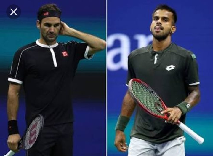 Legend #RogerFederer Predicts A Solid Career' For Indian Star #SumitNagal  Federer Overcame Against Qualifier Nagal To Win 4-6, 6-1, 6-2, 6-4 In Two Hours & 30 minutes !! #USOpen  #USOpen2019  #SumitNagal  #Tennis https://t.co/Kfl5S9jQ9p
