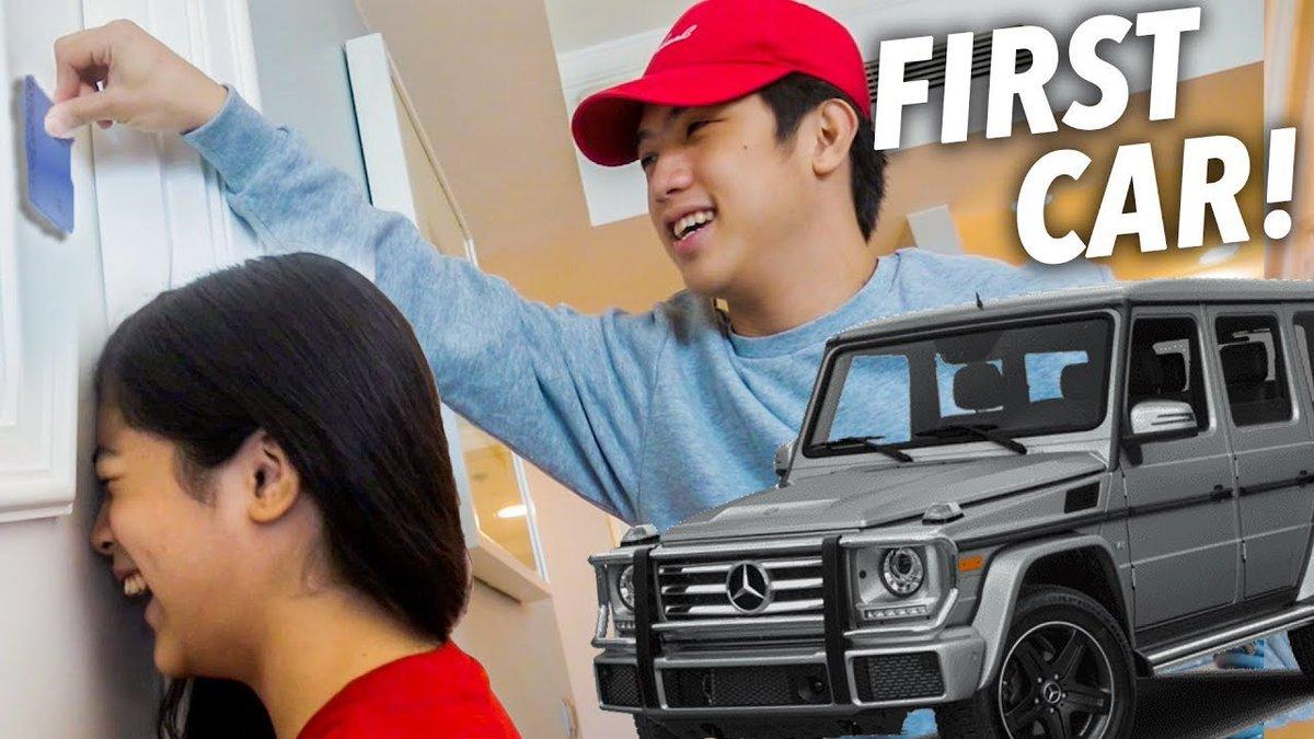 ATM Challenge (Bro Buying My FIRST CAR) | Ranz and Niana youtu.be/NGRQChuwi08 via @YouTube