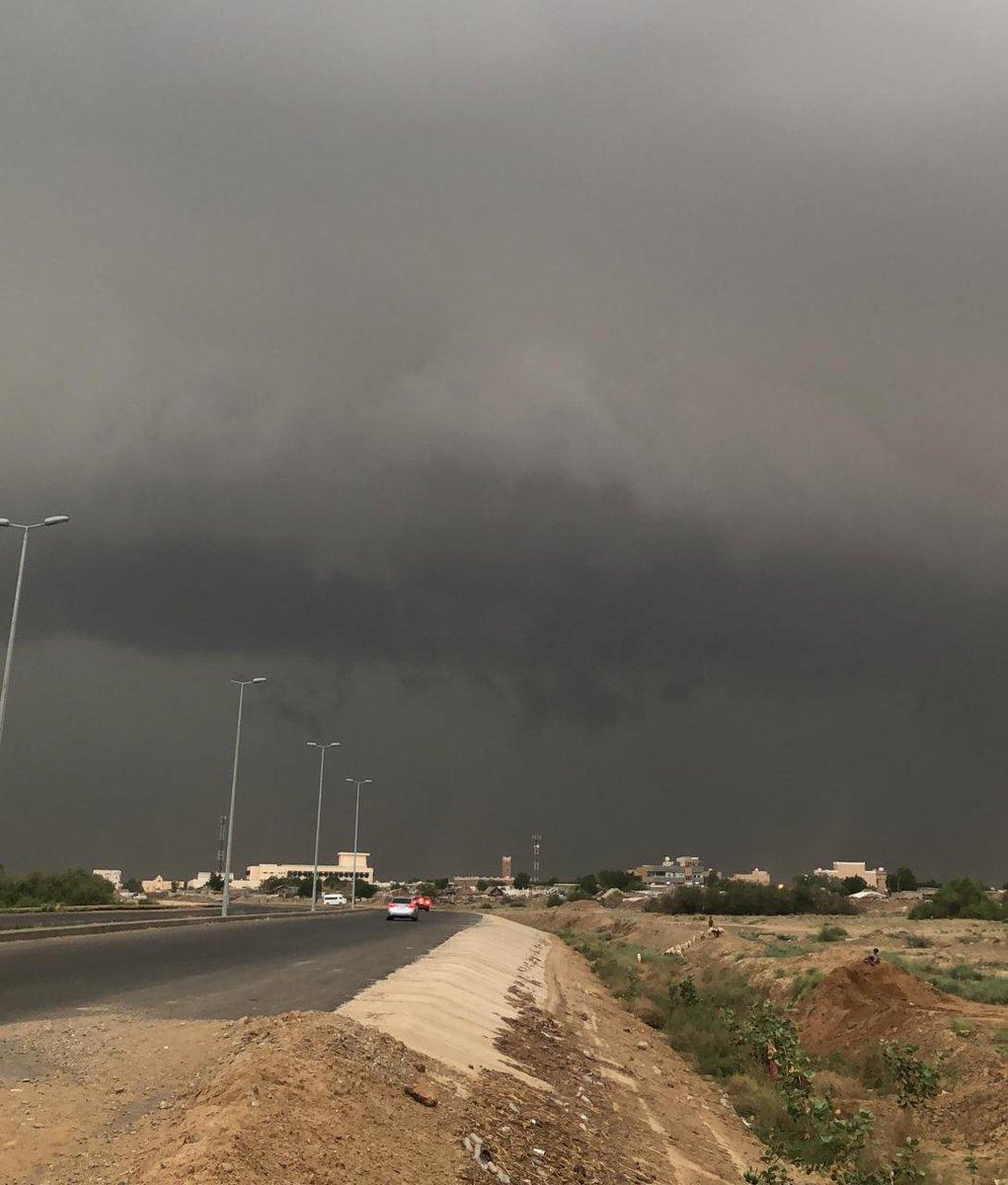 فريق طقس جازان على تويتر شرق الظبية عبد الرحمن زنقوطي Jazan Weather