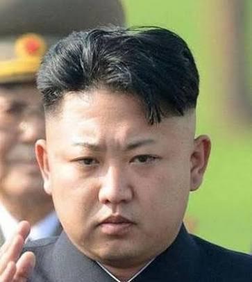 そう、こちらの若者の多くは金正恩みたいな髪型をしている!σ(^_^;)刈り上げがタレント含め増えているから?スゴイ情報を現地の人から!キムジョンウンのお母さんは在日の大阪の人でお墓は済州島にある!韓国のマスコミも言わず!まさか、横田めぐみさんも?済州島の海女の恨みはスゴイぞ!