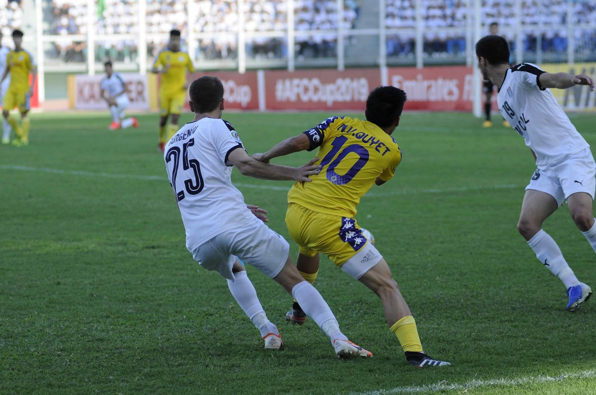 Video: Altyn Asyr vs Ha Noi FC Highlights