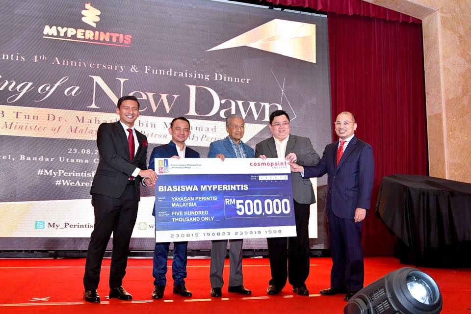Yayasan Perintis Malaysia On Twitter We Will Continue To Work Hard Smart In Ensuring The Government S Shared Prosperity Vision To Come True In The Nearest Time Stay Tuned For More Myperintis