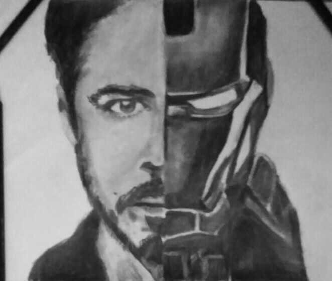 #Pencil #sketch #Avengers #Ironman #loveyou3000times #Drawing credits:Sridevi arts #Contact for orders: @sridevi_krishnamoorthy(instagram)  #AND<br>http://pic.twitter.com/GtrwGzFnZw