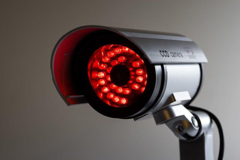 vision nocturne camera surveillance