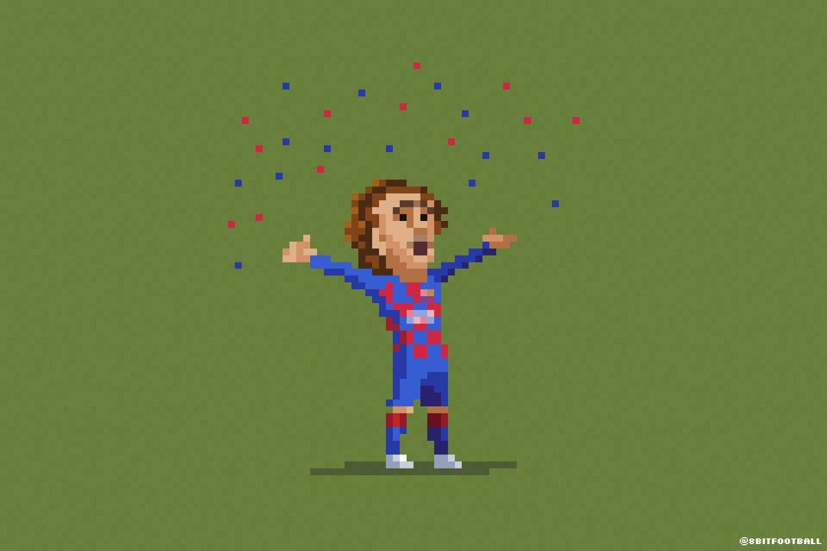 8bit Footballcom On Twitter Griezmann At Barcelona
