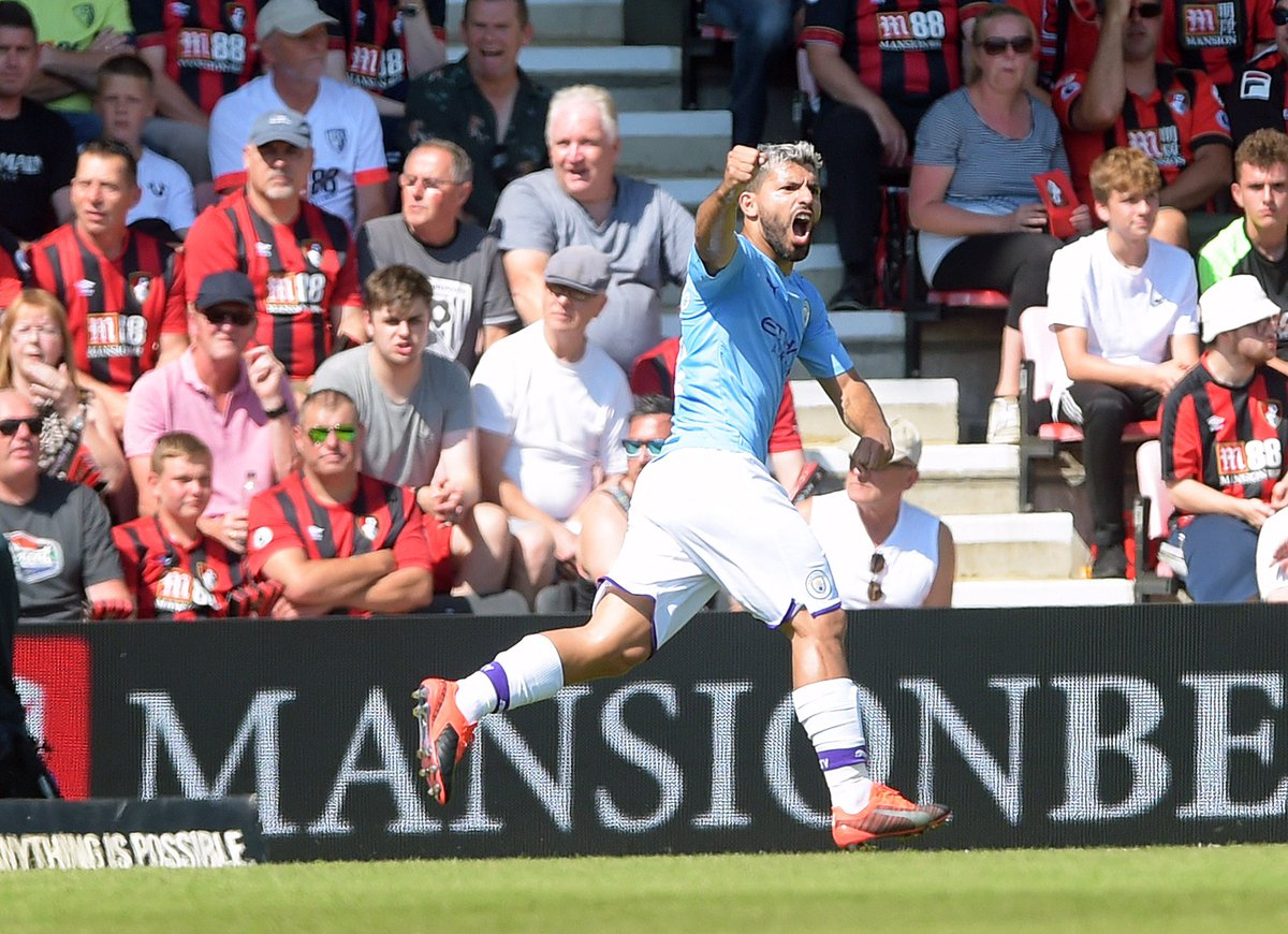 Video: AFC Bournemouth vs Manchester City Highlights