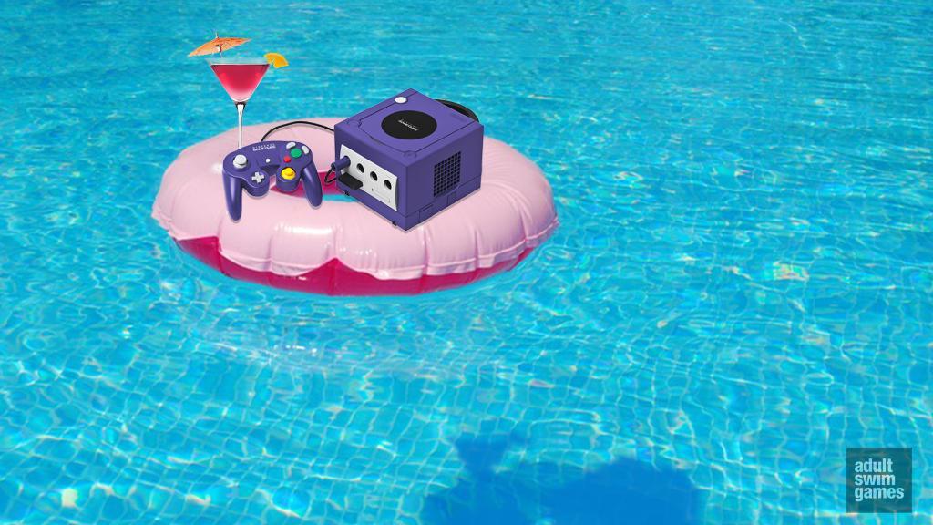 adult swim] games on Twitter: \