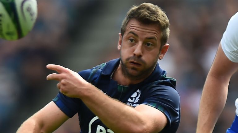 test Twitter Media - 🏴󠁧󠁢󠁳󠁣󠁴󠁿 Greig Laidlaw felt Scotland showed a growing maturity after bouncing back from another poor start to beat France 👉 https://t.co/ydtJ0dOXhr https://t.co/nhgCaUIRHh