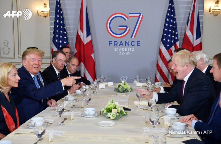 2019 G7 Caption Contest #G7Summit #G7Biarritz