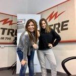 Image for the Tweet beginning: #AIREYA !! En @radiomitre con