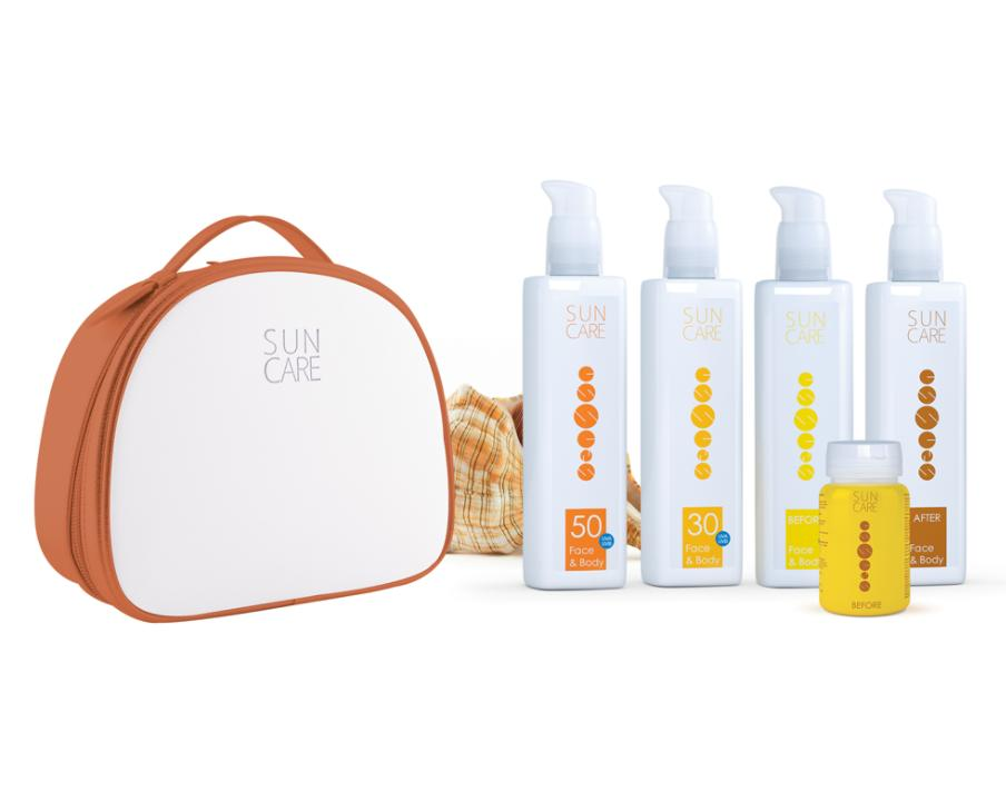 Sun Care Set Recommended retail price 110.00 Code of product sc11 To achieve optimum results while sunbathing, bronzed skin without burning, minimal wrinkles and a reduction in the risk of skin diseases Go check it out at https://t.co/9mCPI4MHHc https://t.co/HEE4ZKNuT3