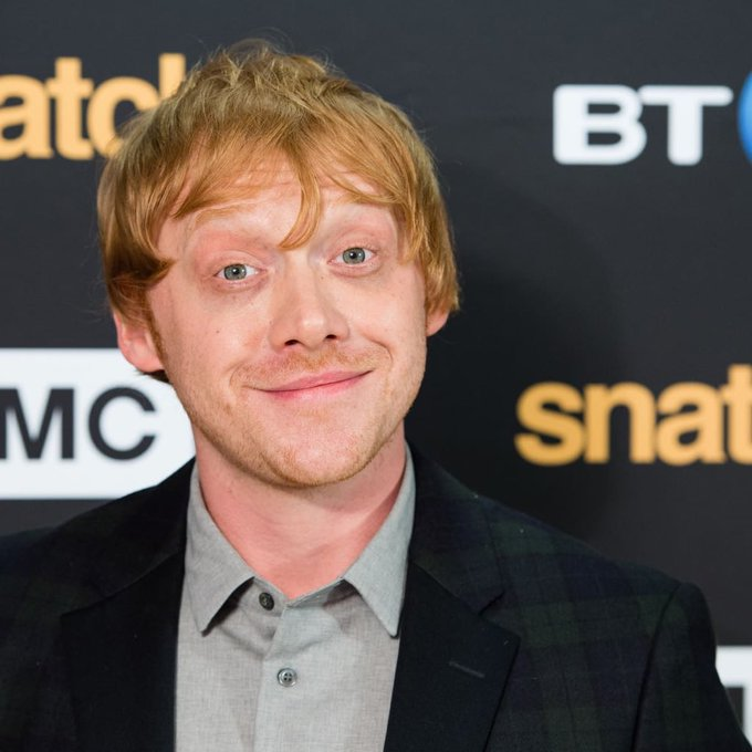 Happy (late) Birthday Rupert Grint!