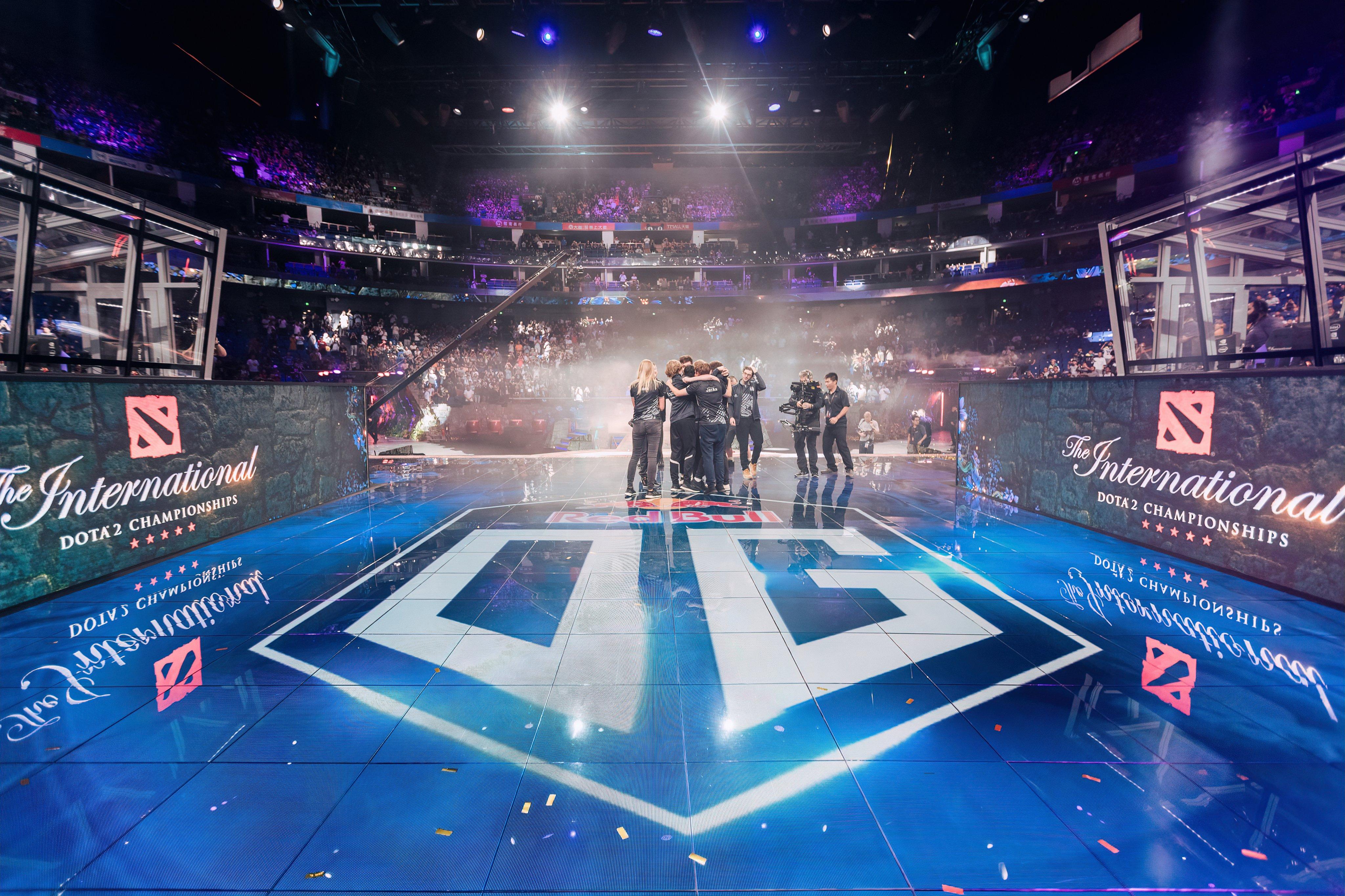 Dota 2. Команда OG победила в Гранд-финале The International 2019 - изображение 2