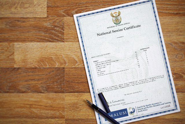 South Africa's latest matric pass rate shock  BusinessTech Of the 78363 progressed students who wrote their matric exams in December and June this year just 8% passed. http://twib.in/l/dgBxrXpggKBd  via @theafricamentor #africa #business