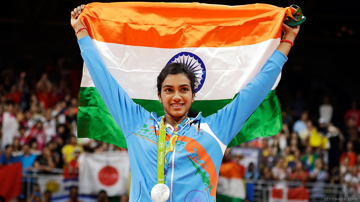 PROUD OF YOU!! GOLDEN GIRL!! #PVSindhu creates history becomes the FIRST Indian to win GOLD at #BWFWorldChampionships. #BWFWC2019 #Basel2019<br>http://pic.twitter.com/42O9XR31ok