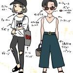 顔面の系統や体型が違いすぎる?理想のファッションを着こなせない現実!