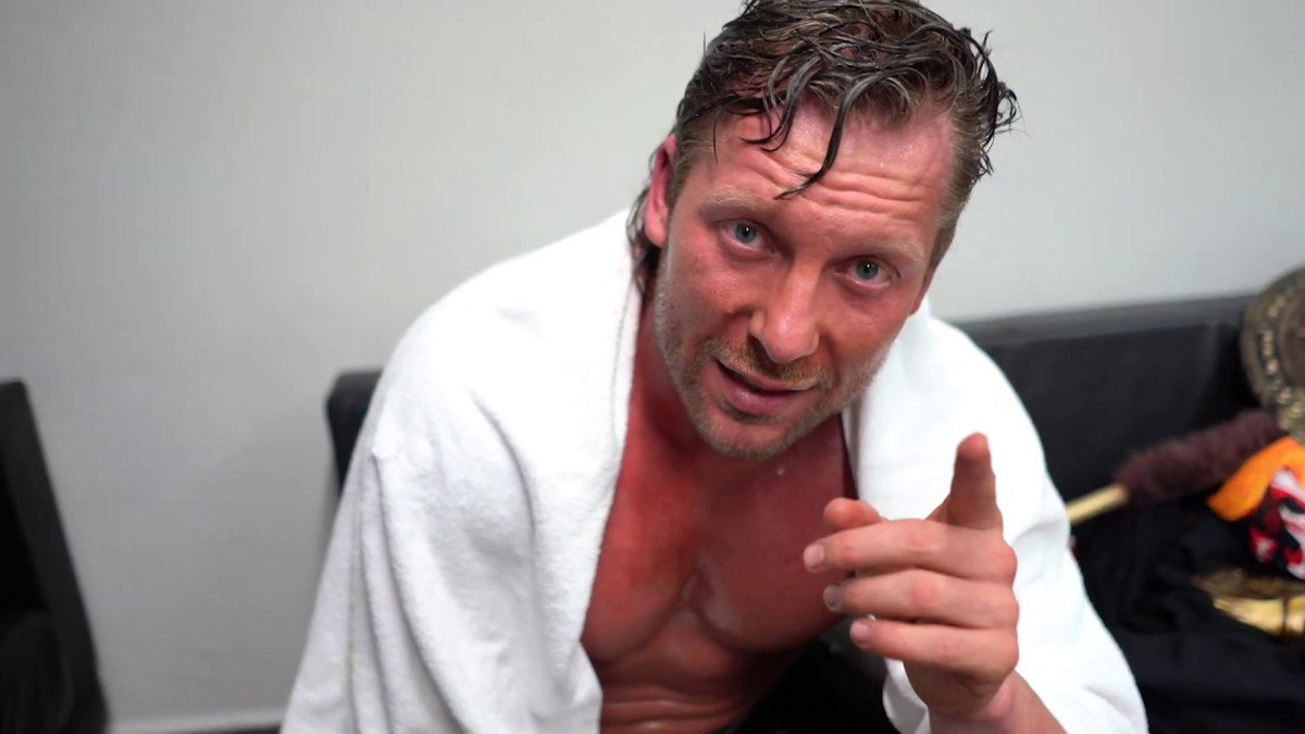 Kenny Omega To React About Jon Moxley Being Out Of AEW All Out, Omega Making Outside Appearance http://dlvr.it/RBrwyr #AEW #WWE #NXT