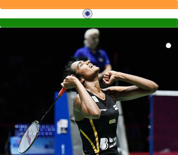 Ahmedabad Police Salutes our GOLDEN GIRL#PVSindhu   as she creates history, becomes the FIRST Indian  to win GOLDat #BWFWorldChampionships #BWFWC2019 #Basel2019<br>http://pic.twitter.com/DbGJNlcr0I