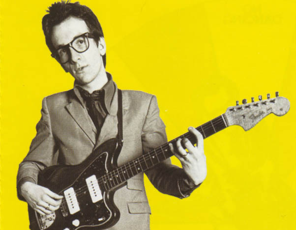 Happy birthday today to Declan Patrick MacManus, aka \Elvis Costello\