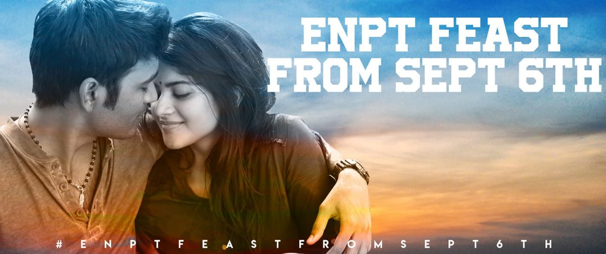 #EnptFeastfromSept6th   @dhanushkraja's fans have waited long and hard, but their prayers have now been answered. Expecting an exciting, stylish action flick! <br>http://pic.twitter.com/IgISmM3vym