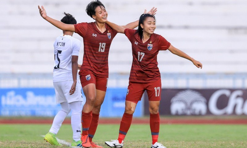 WOMEN: Thais down brave Myanmar for place in final aseanfootball.org/v3/women-thais…