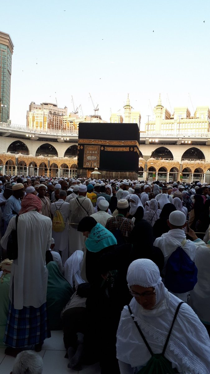 May Allah give every single muslim the ability to come here. Say Ameen  <br>http://pic.twitter.com/sBgGNfYDGk